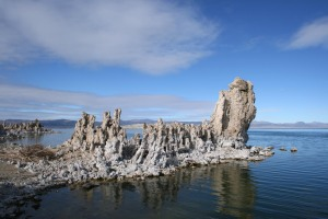 The South Tufa area of Mono Lake